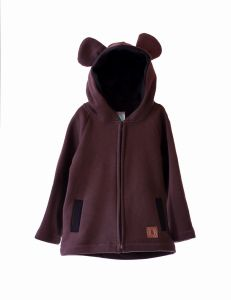 Bluza TEDDY BEAR brown