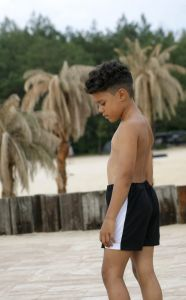 Swimsuit BLACK boy