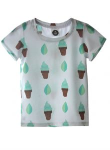 T-Shirt Mint ICE CREAM