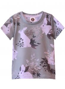 T-Shirt RABBIT olive