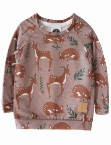Bluza ROE-DEER brown