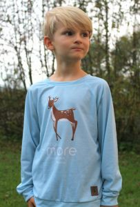 Bluza ROE-DEER blue