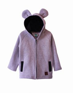 Bluza TEDDY BEAR grey