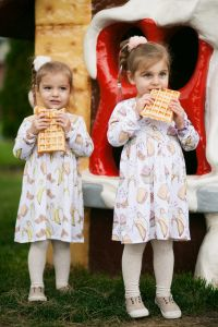 Dress BANANAS and CUPCAKE